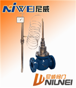 YZW-不銹鋼自力式溫度調節閥